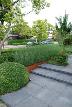 Onderhoudsvriendelijke tuin blok hoveniers for Onderhoudsvriendelijke tuin aanleggen